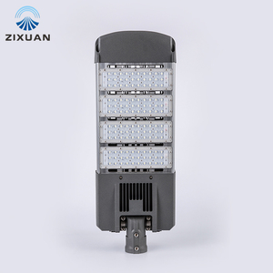 5 years Warranty 200w LED Street light having Adjustable Head with High Lumen 150lm/w