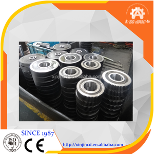 OEM , processing under drawing high precision grinding helical gear for gearbox