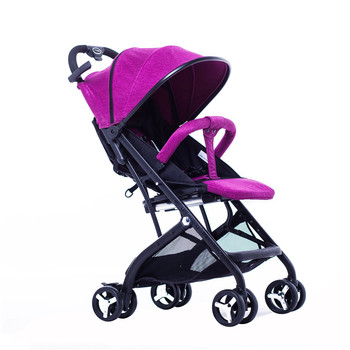 Multifunctional Baby Stroller Easy Folding Pram 0-4 Years Inbb