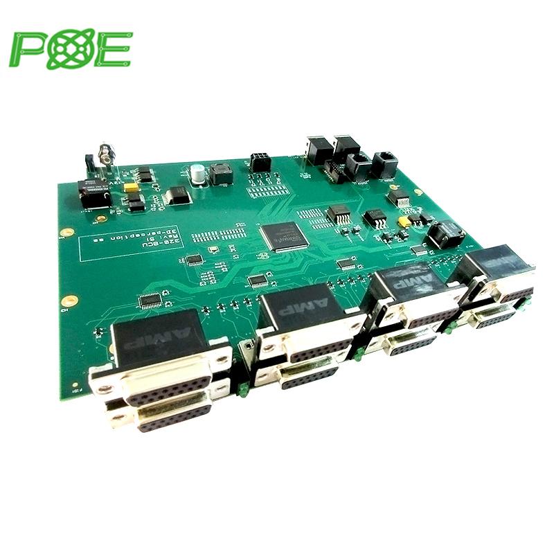 China Shenzhen Custom 94v0 Circuit Board Pcb Maker
