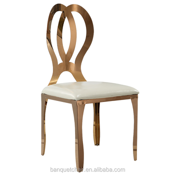 linen p asp chair gold white