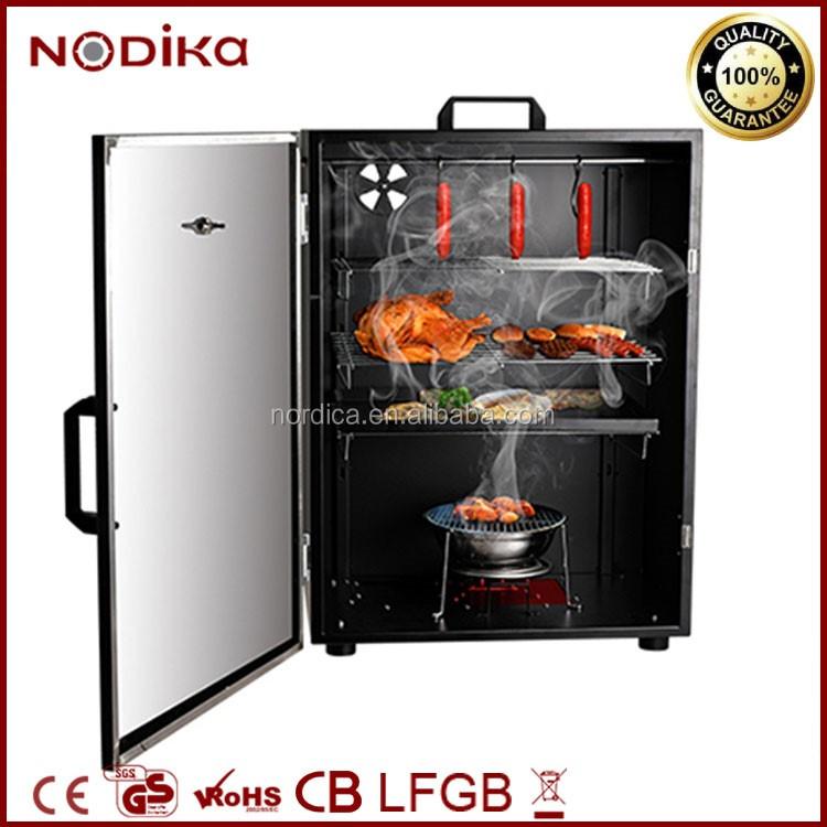 800w Meat Smoker Machine Electric Outdoor Kitchen Appliances Top ...