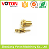 RF gold plated connector SMA type jack BH crimp RG316 RG174 LMR100 coaxial cable connector