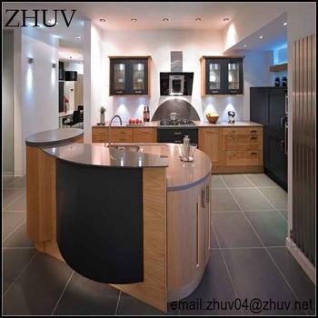 New Model Wooden Kitchen Cabinet Kitchen Furniture Turkey