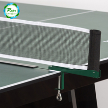 Cheap Portable Eco-friendly Material Used Adjustable Table Tennis Roll Net