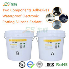 A B Double Components Silicone Sealant for LED