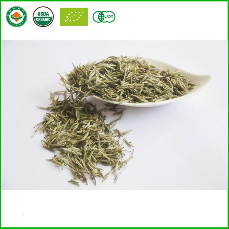 organic white tea, bai hao yin zhen, organic white silver needle - 4uTea   4uTea.com