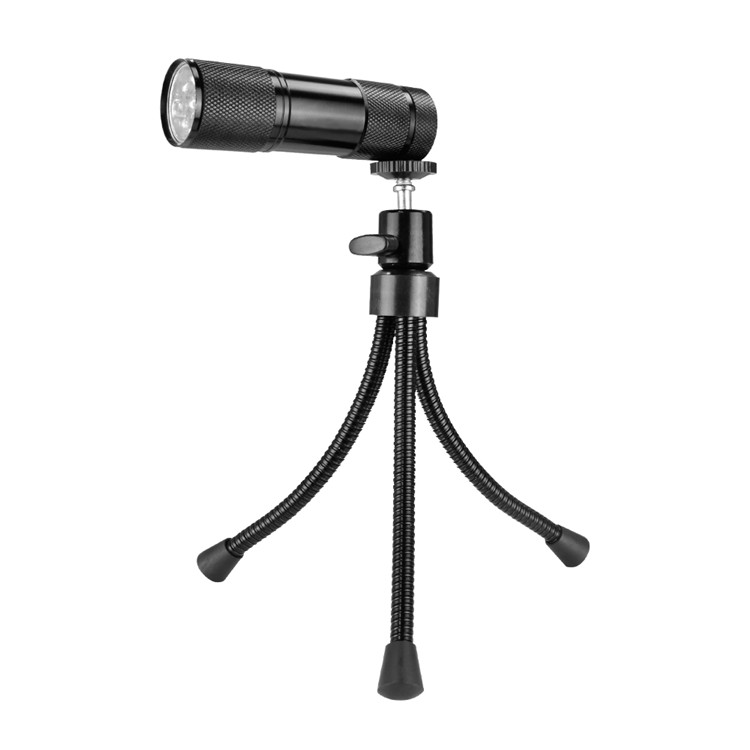 Adjustable torch white new portable rechargeable 360 degree rotation tripod led work light