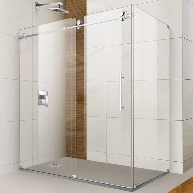 Buy Cheap China Sliding Glass Bathroom Doors Products Find China