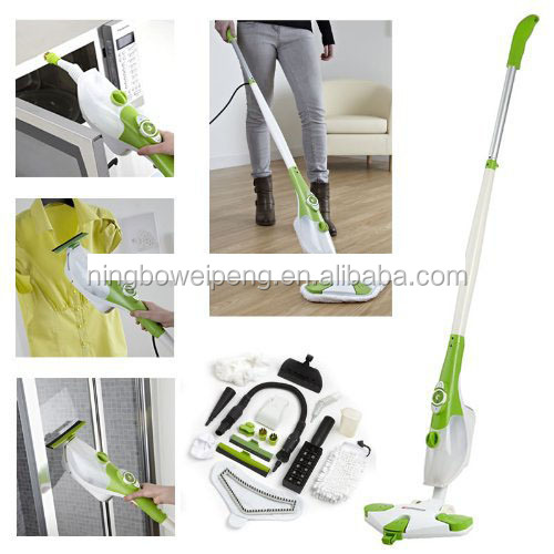 10 In 1 Steam Mop Electric Prolectrix Steam Mop Water Pump