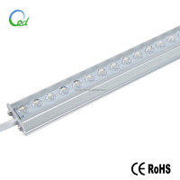 12V rigid aluminum waterproof CE RoHS approved LED strip light