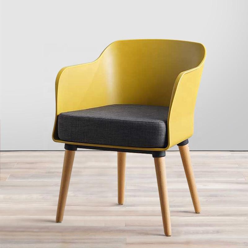 Venta al por mayor tapicería de tela sillas para comedor ...