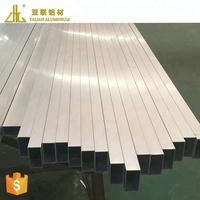 Good! Different color strong aluminum extrusion for frame by aluminum industrial tube, factory store use aluminum plank