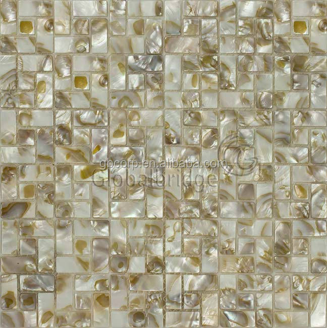 Hot selling price of mother of pearl mosaic tile shower bedroom wall tiles