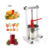 FDA grade portable manual orange juicer extractor machine for kitchen