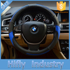 HF-CT136 Factory Supply Directly Real Leather Car Steering Wheel Cover High Quality Universal Fashion Steering Wheel Cover