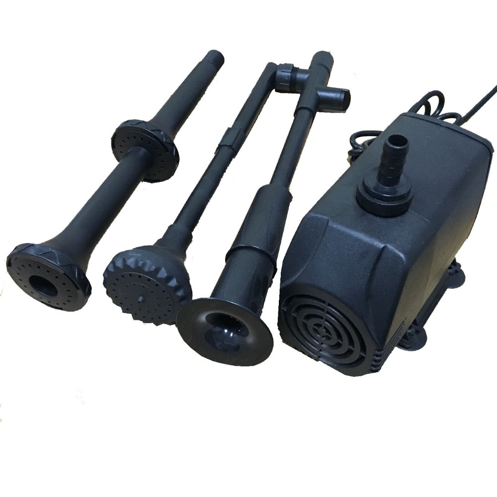 100w 4m 4000flow Submersible Pump For Fountain