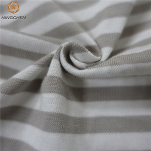 48% colored cotton 48% organic cotton 4%spandex Wholesale product colorful 100%C bulk fabric 100% cotton jersey for new design