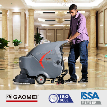 GM50B Walk Behind Industrial Floor Cleaning Machine