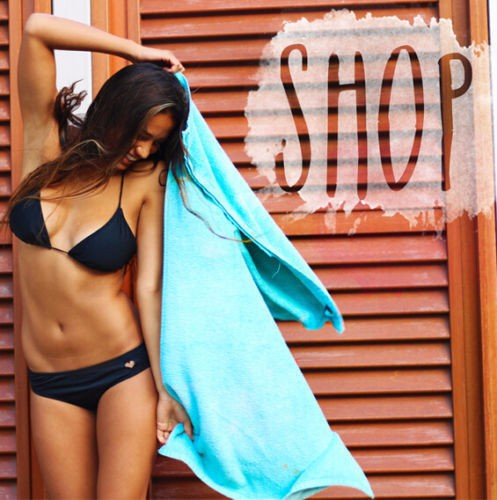2015 Sexy Women Brazilian Bikini Swimwear Thong Love Heart Cut Out Bottom Beach  Swimwear Bikini 10