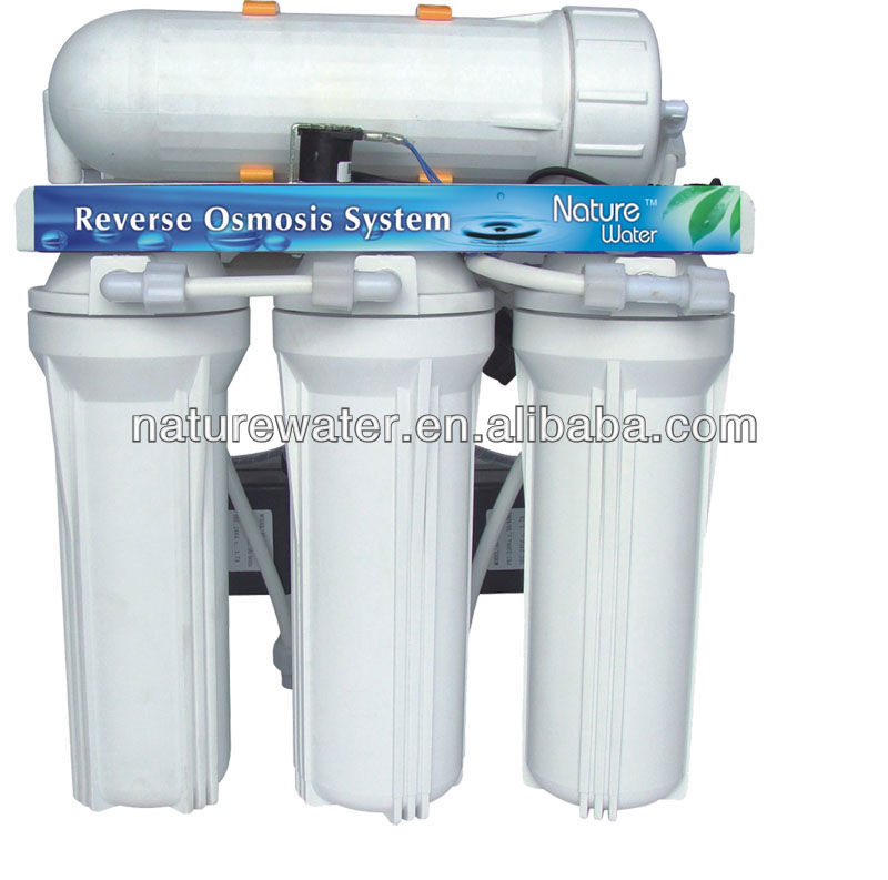 unersink 400GPD reverse osmosis system water purification system for home water treatment
