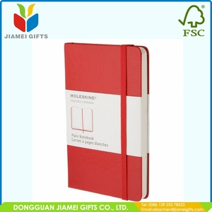 New brand 2017 custom journal notebook supplier