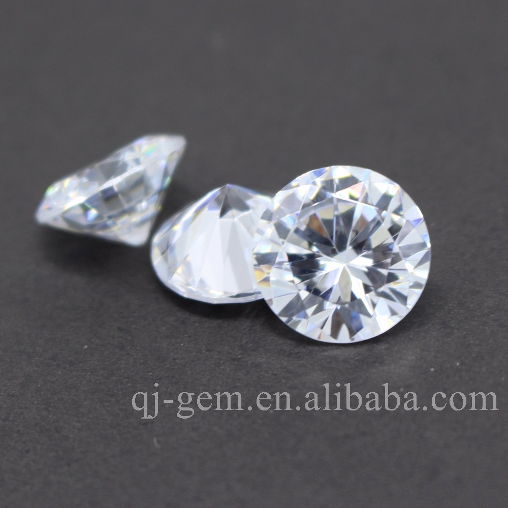 3A Gems Stone Wuzhou Cubic Zirconia for rings earing necklace