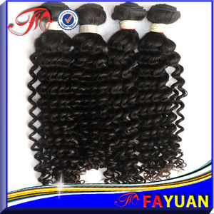 Can be straightened premium quality soft tight curly 7a grade virgin brazilian remy hair wholesale