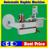 Napkin paper making machine facial paper printing and folding Machine with low price