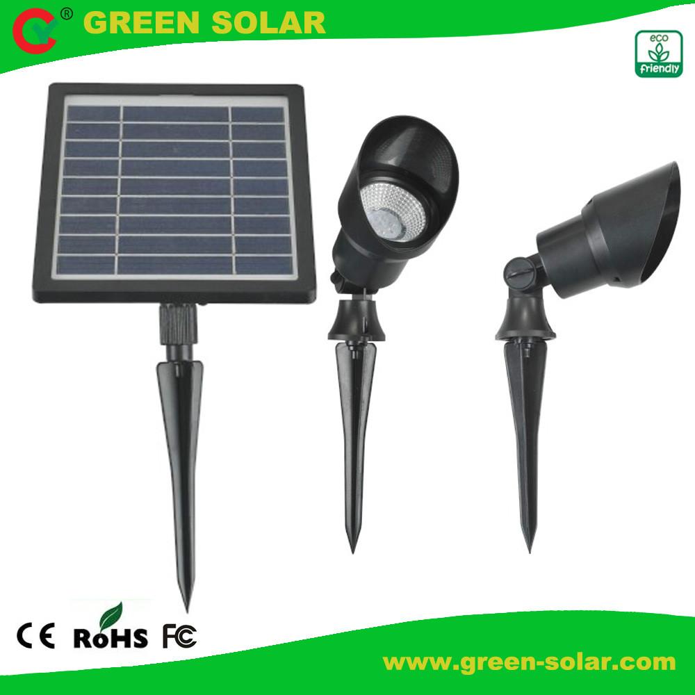 Outdoor Landscape Solar Light Garden with Set of 2