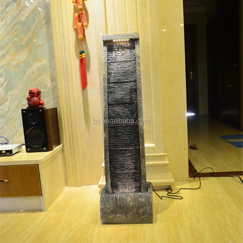 china casa escultura de luz led al por mayor decoracin de interior mini fuente de agua