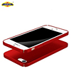 Protective Rubber Light Gel Tough Skin Case For IPhone 5 / 5S / Se