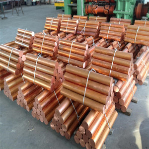 Hot Selling Low Price Copper Wire Rod 8mm Production Cost Only copper rod/bar