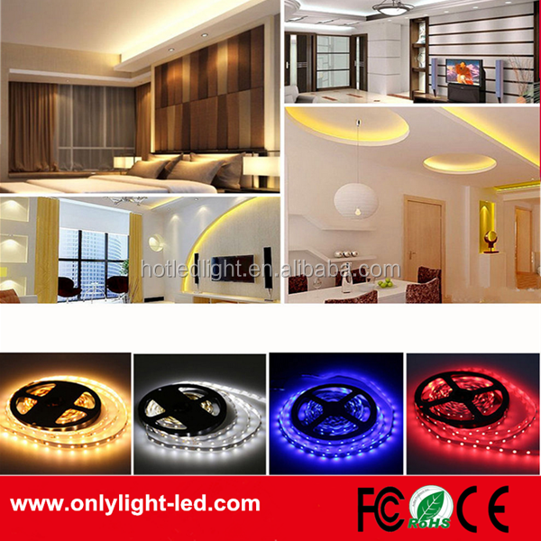 Lighting for advertising signs 5V 12V 24V waterproof IP65 led light strip wholesale
