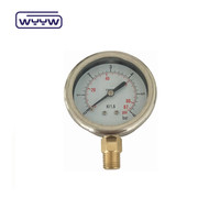 Hydraulic oil pressure gauges from China WYYW