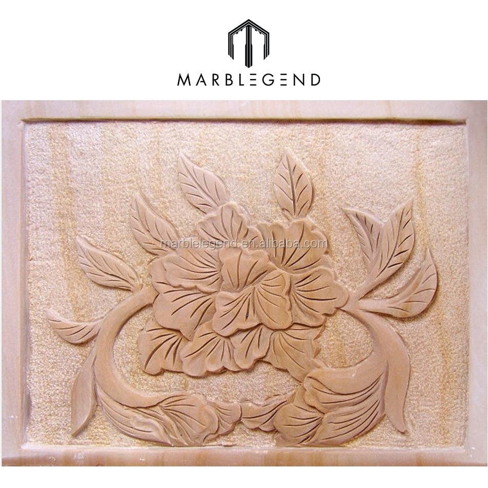 Relief carving flower sculpture relief carving flower sculpture
