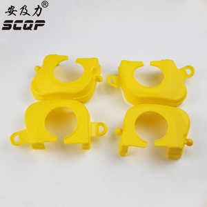 Factory Direct Wholesale SCQP 48-50MM Steel Scaffolding Standard Sizes Plastic Scaffolding Fasteners Clamp