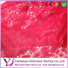 Excellent nylon cotton lace fabric for dress