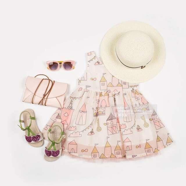 grossiste robe princesse pour petite fille acheter les. Black Bedroom Furniture Sets. Home Design Ideas