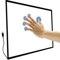 "Factory 32"" to 98"" Infrared Multi Touch Screen/Touch Panel/Touch Screen Panel"