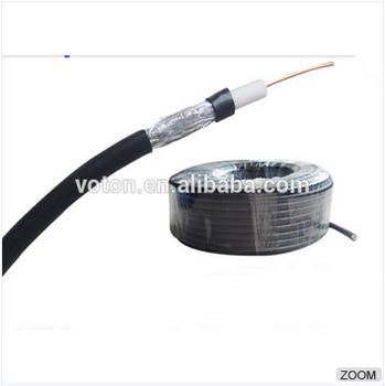 Wooden Spool Lmr 400 Low Loss Lmr 400 Thin Digital Audio Cable ...