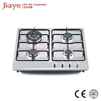 heavy stove gas hob with 5 lpg/ng gas burner JY-S4032
