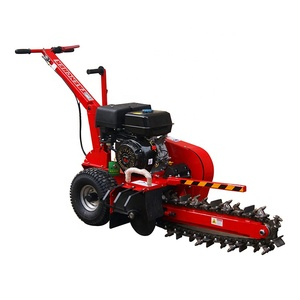 Farm ditcher mini trencher machine for sale