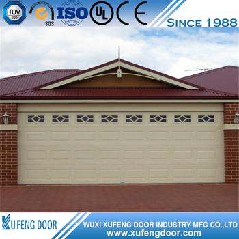 Pu Panel Automatic Garage Door Prices For Garages Buy Garage Door