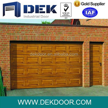 Dek High Quality Used Garage Doors Sale Sectional Garage Door