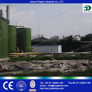 Biogas Plant from Animal Waste/Farm Waste/Biomass Cogeneration, Biogas Digester