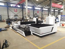 Bodor metal cut 1300*2500mm rolling grills stainless steel black steel fiber cutting machine