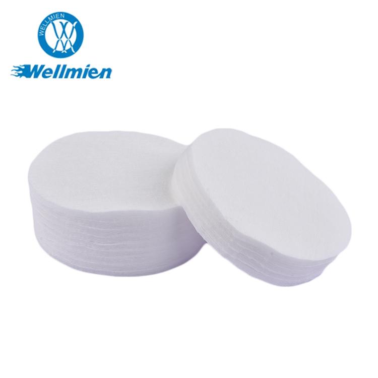 स्वास्थ्य और आराम डिस्पोजेबल Exfoliating मेकअप कपास पैड