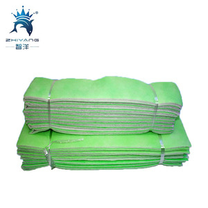 Cotton filtered by aquarium Fish tank filtration