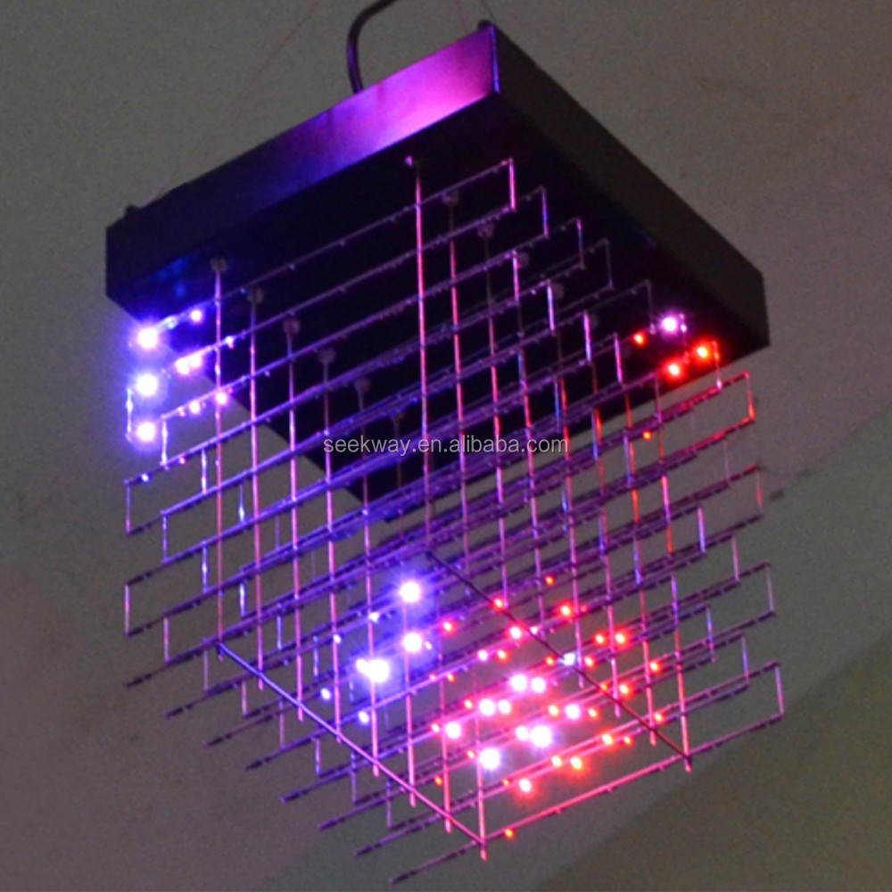 Seekway Full-color 3d Led Cube For Indoor Laying With Ethernet ...